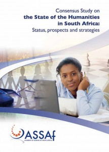 The State of Humanities in South Africa August 2011