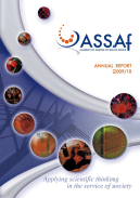Annaul report cover 2010