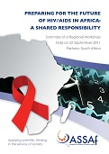 Cover 8 May 2012 HIV AIDS REPORT 2012