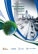 Cover Environment and Health Symposium Proceedings Report   web